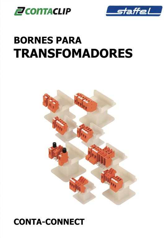 Bornes para transformadores