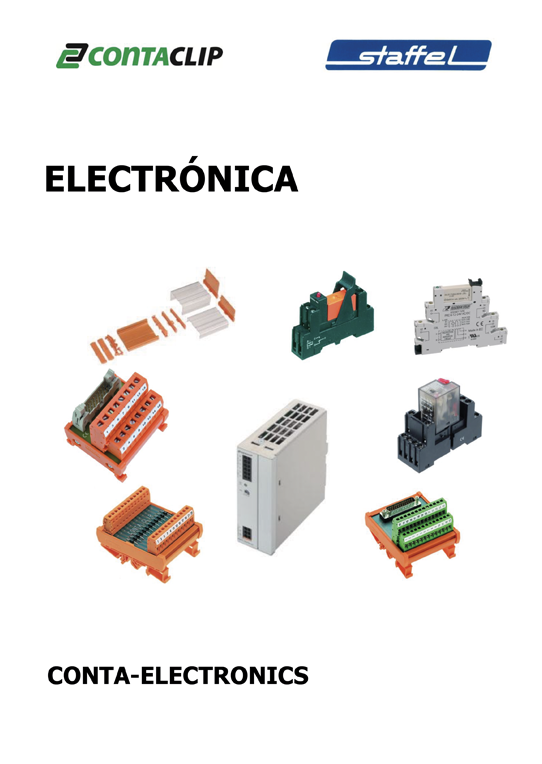 Catálogo reducido Electrónica
