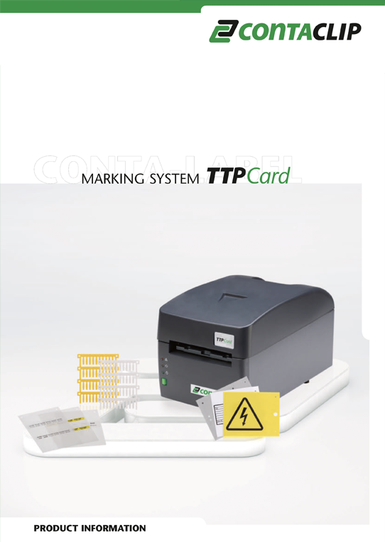Marking systems TTPCard