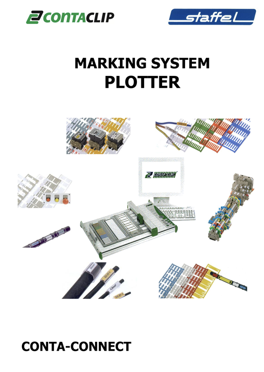 Marking System – Plotter