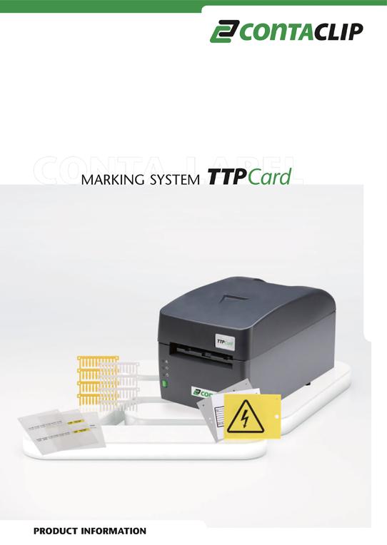 Marking System – TTPCard