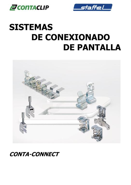 Sistemas de conexionado de pantalla